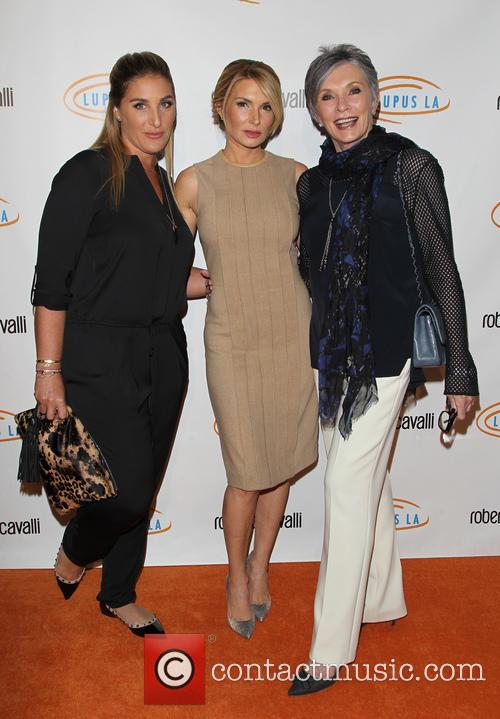 Nicole Vogel, Eden Sassoon and Beverly Adams 2