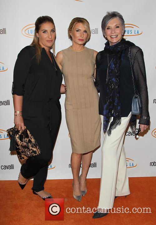 Nicole Vogel, Eden Sassoon and Beverly Adams 3