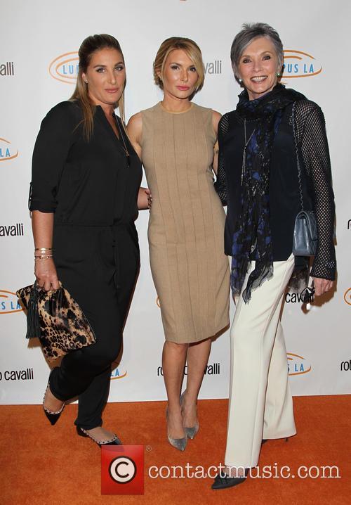 Nicole Vogel, Eden Sassoon and Beverly Adams 4