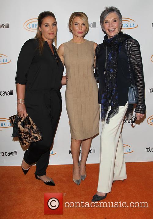 Nicole Vogel, Eden Sassoon and Beverly Adams 1