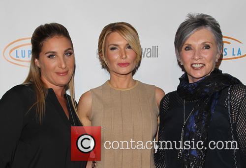 Nicole Vogel, Eden Sassoon and Beverly Adams 5