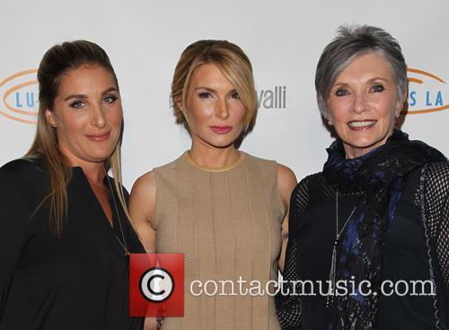 Nicole Vogel, Eden Sassoon and Beverly Adams 6
