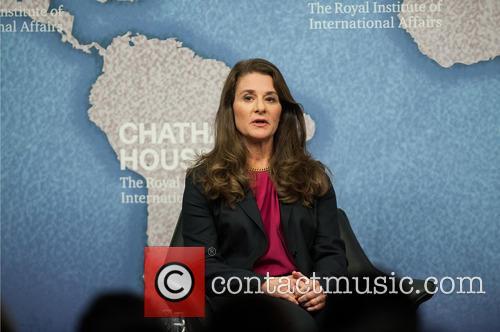 Melinda Gates at Chatham House