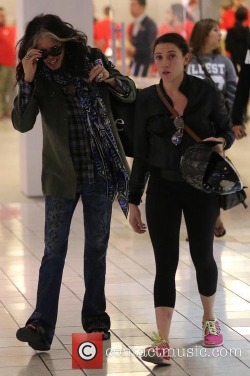 Steven Tyler and Chelsea Tallarico 3