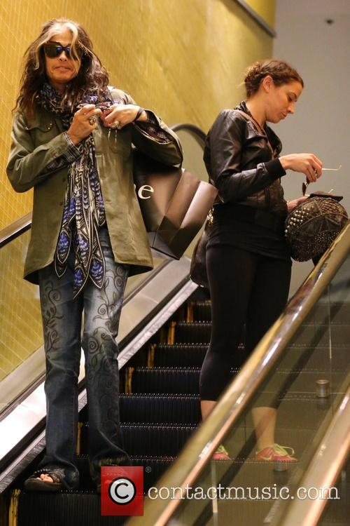 Steven Tyler and Chelsea Tallarico 5