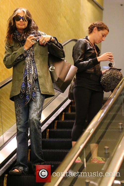 Steven Tyler and Chelsea Tallarico 6