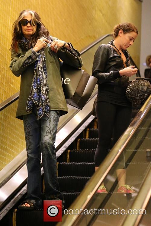Steven Tyler and Chelsea Tallarico 7