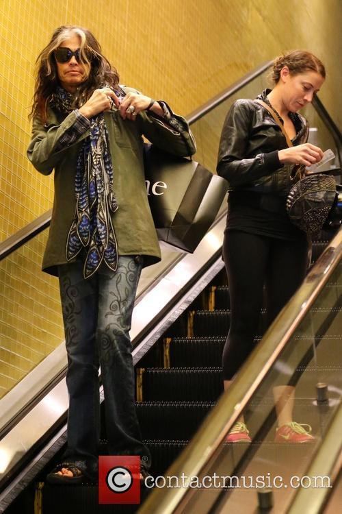 Steven Tyler and Chelsea Tallarico 9