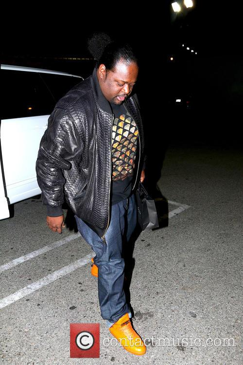 Justin Bieber's producer, PooBear, A.K.A Jason Boyd, spotted...