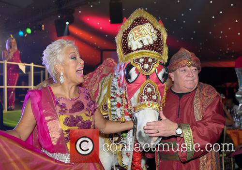 Denise Welch and Tim Healy 6