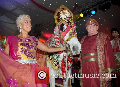 Denise Welch and Tim Healy 7