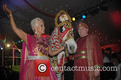 Denise Welch and Tim Healy 8