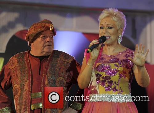 Denise Welch and Tim Healy 10