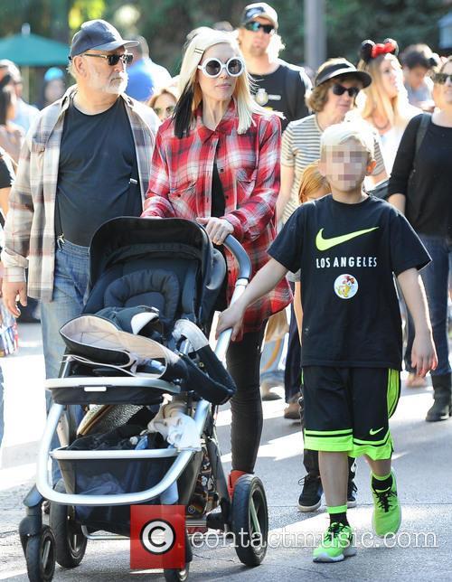Gwen Stefani and Kingston Rossdale 10