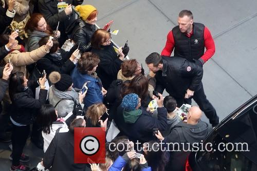 Fans, Hugh Jackman and Bodyguard 4