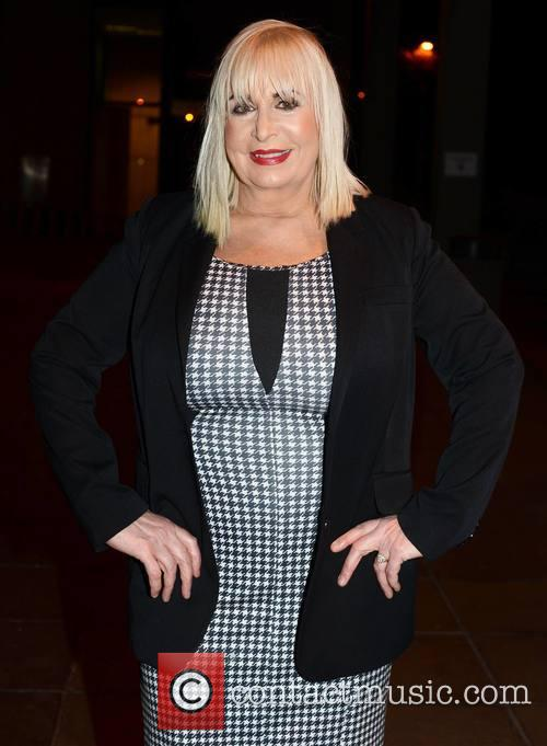 thelma madine celebrities at the rte studios for the
