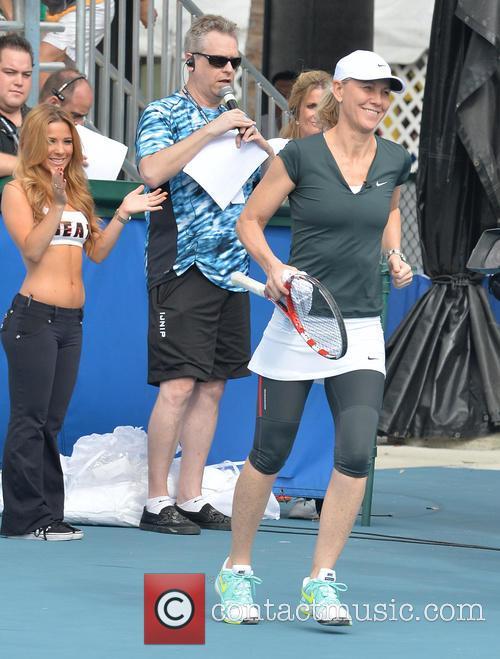 Chris Evert, Rennae Stubbs and Tennis 2