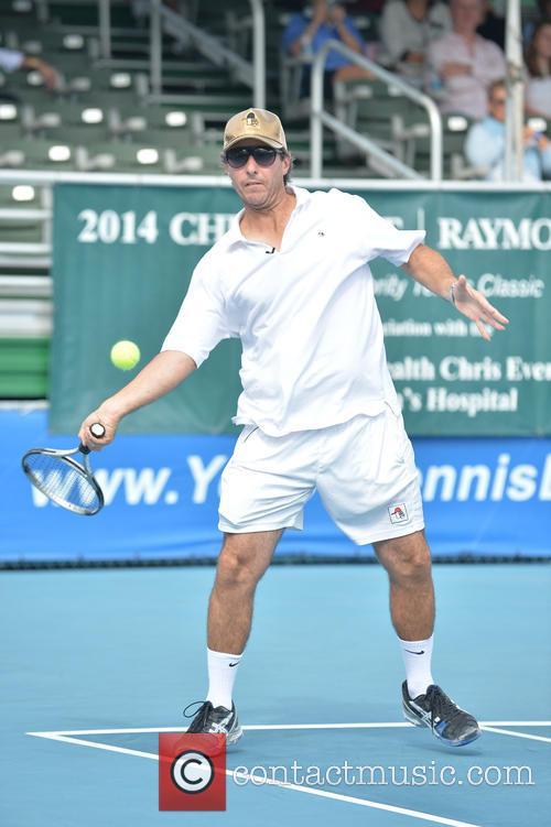 Chris Evert, Vince Spadea and Tennis 3