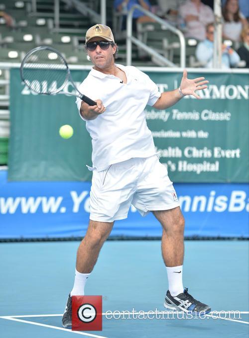 Chris Evert, Vince Spadea and Tennis 4