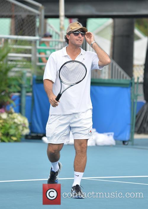 Chris Evert, Vince Spadea and Tennis 5