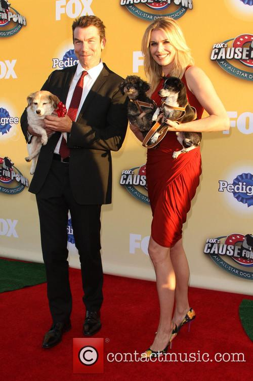 Jerry O'connell and Rebecca Romijn 4