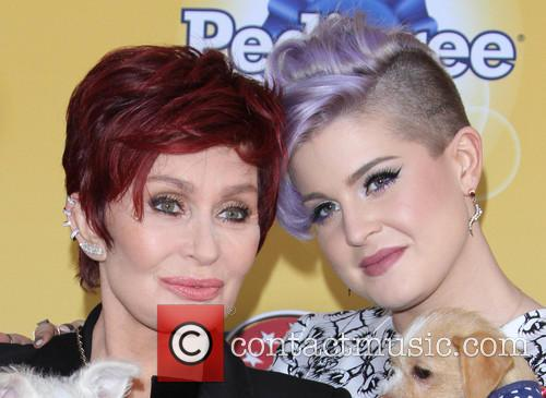 Sharon Osbourne and Kelly Osbourne 2
