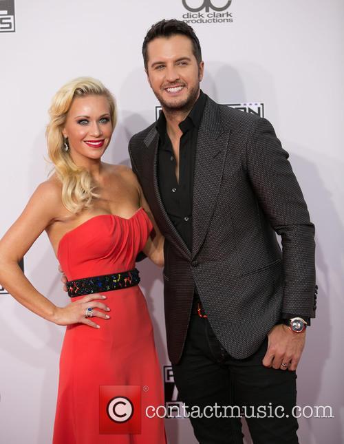 Caroline Boyer and Luke Bryan 1