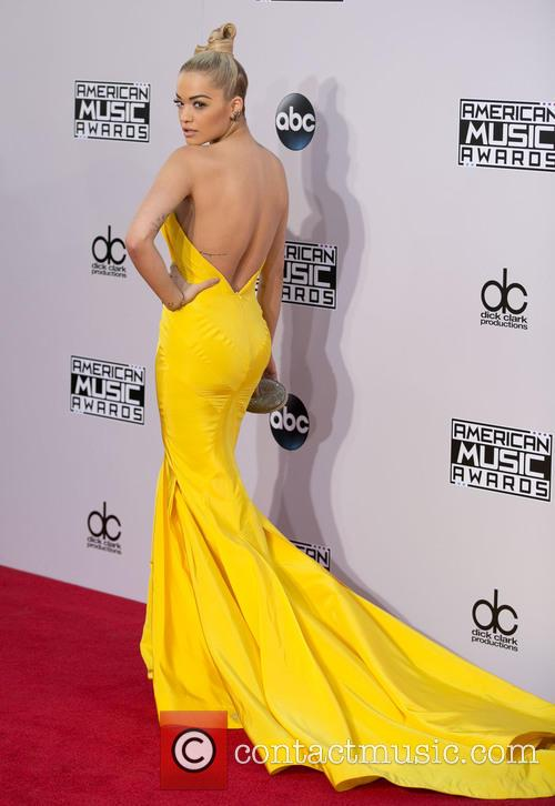 Rita Ora at the 2014 American Music Awards