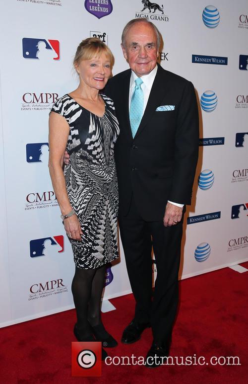 Dick Enberg and Barbara Enberg 2