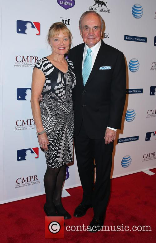 Dick Enberg and Barbara Enberg 4