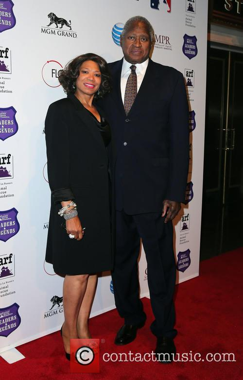 Willis Reed and Gale Reed 1