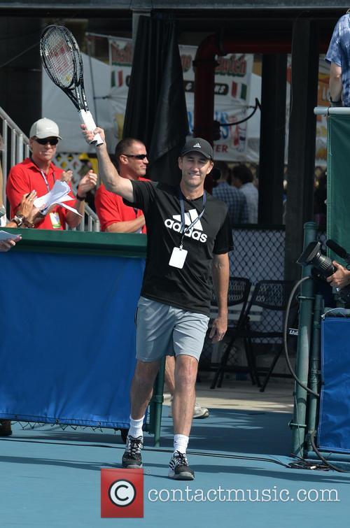 Tennis and Darren Cahill 6