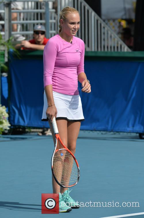 Tennis and Donna Vekic 11