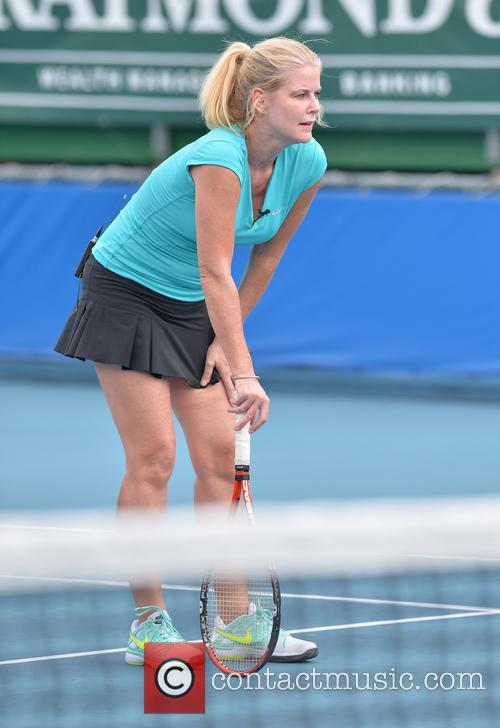 Tennis and Maeve Anne Quinlan 2