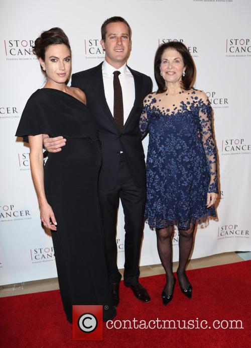 Elizabeth Chambers, Armie Hammer and Sherry Lansing 3
