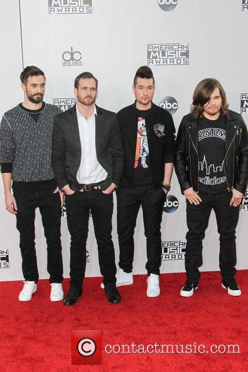 Kyle Simmons, William Farquarson, Dan Smith, Chris 'woody' Wood and Bastille 2
