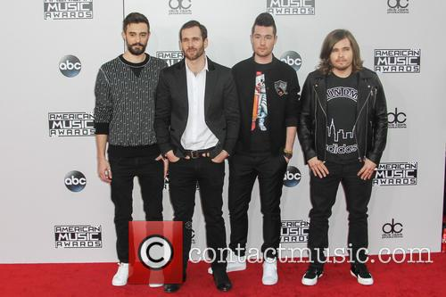 Kyle Simmons, William Farquarson, Dan Smith, Chris 'woody' Wood and Bastille 3