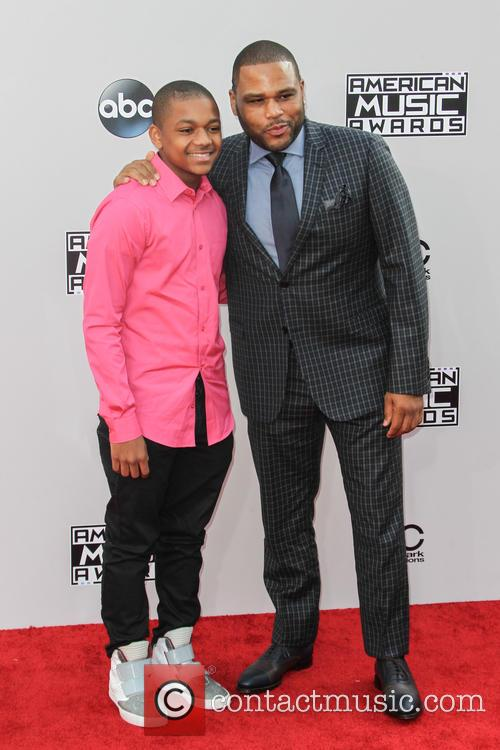 Nathan Anderson and Anthony Anderson 2