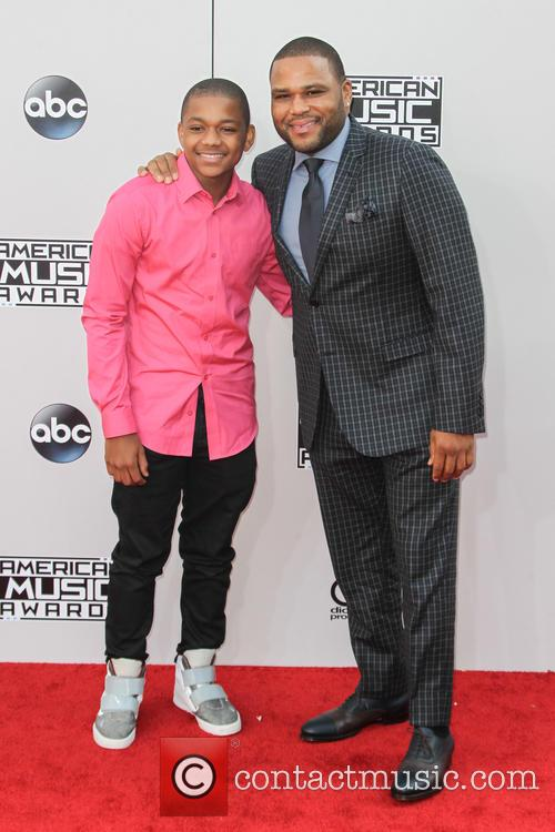 Nathan Anderson and Anthony Anderson 5
