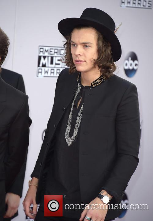 Harry Styles and One Direction 3