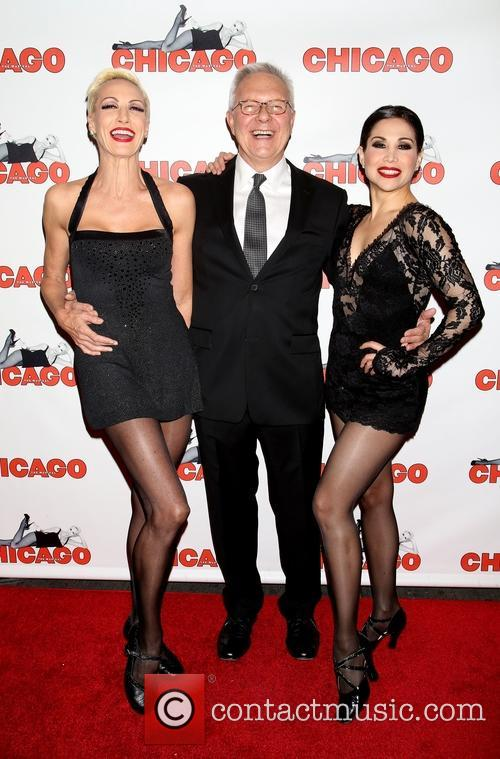 'Chicago' Landmark Performance - Arrivals