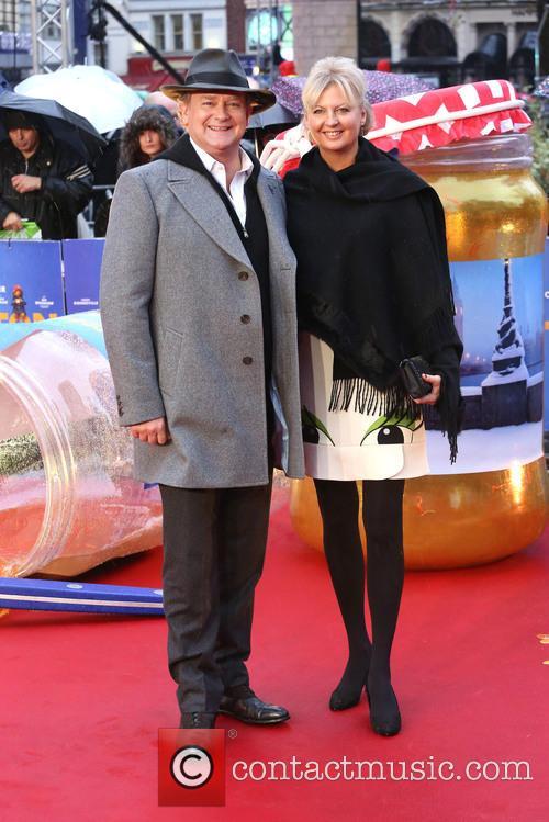 Lulu Williams and Hugh Bonneville 1