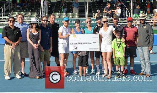 Pro-Celebrity Tennis Classic - Day 3