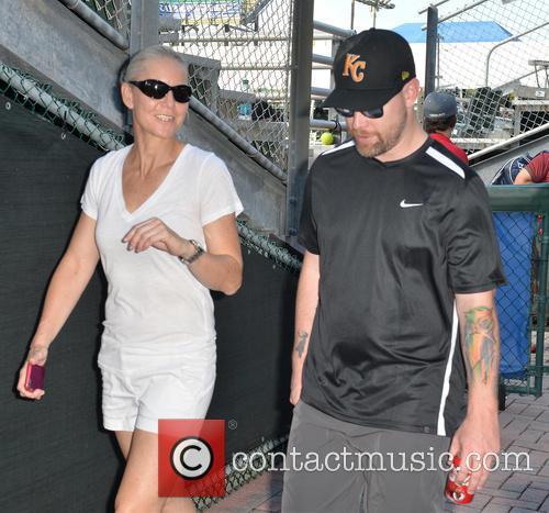 Renee Stubbs and David Cook 2