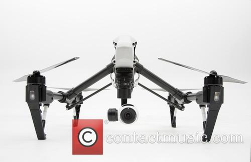 The World's First Flying and Camera 8