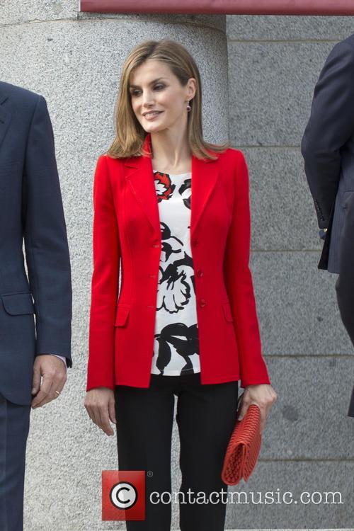 Queen Letizia 1