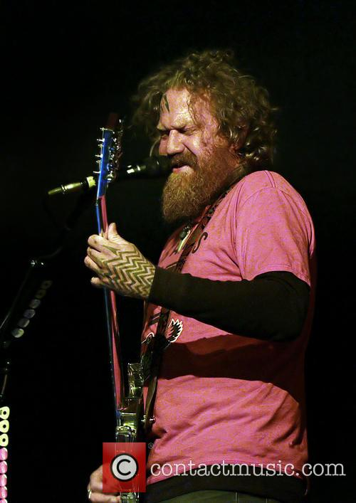 Brent Hinds and Mastodon 2