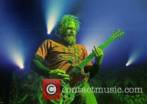 Brent Hinds and Mastodon 6