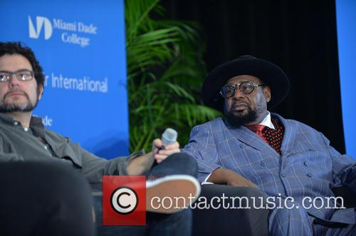 Ben Greenman and George Clinton 3