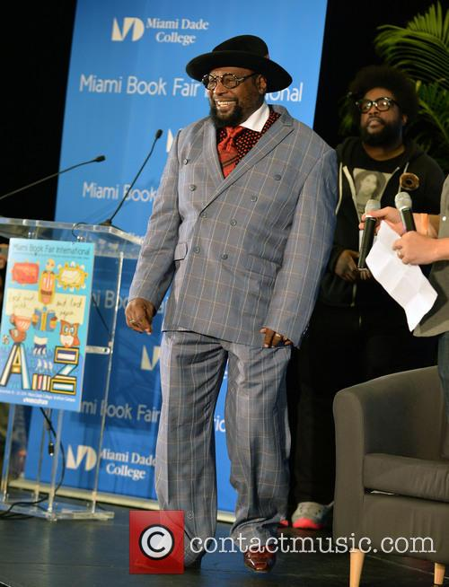 George Clinton and Questlove 3